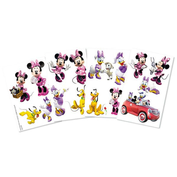 Disney Minnie Mouse Temporary Tattoos