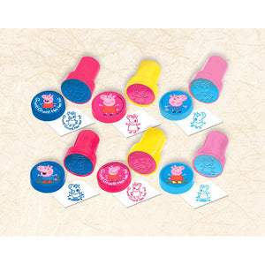 Peppa Pig Stamper Set by amscan  013051591663