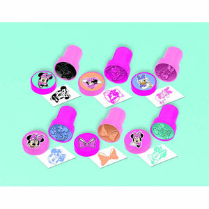 Disney Minnie Mouse Mini Stamper Set by amscan
