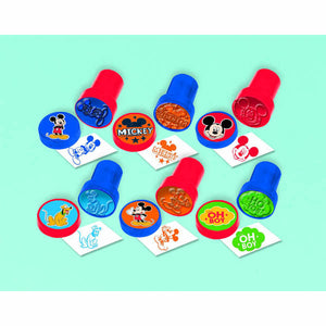 Disney Mickey Mouse Stamper Set by amscan  013051361501