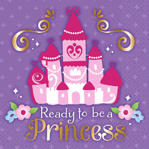 Disney Sophia the First Luncheon Napkins