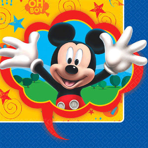 Disney Mickey Mouse Luncheon Napkin by amscan  013051502294