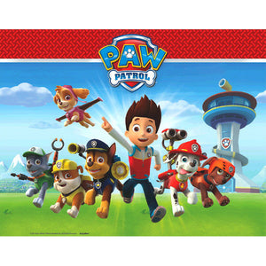 Paw Patrol Table Cover by amscan  013051537715