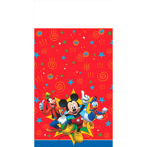 Disney Mickey Mouse Table Cover by amscan  013051502331