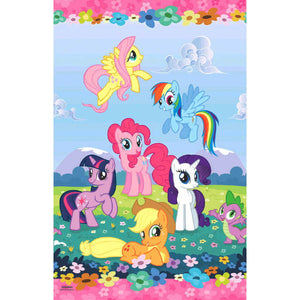 My Little Pony Table Cover by amscan  013051388089