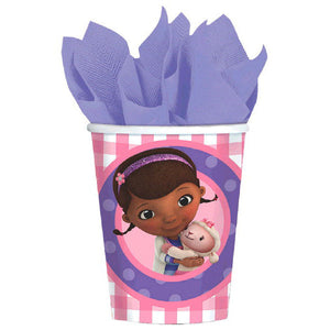 Disney Doc McStuffins Party Cups