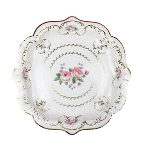 Truly Chintz Medium Paper Plates by Talking Tables  5052715088670