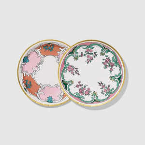 Molly Hatch Always Small Paper Party Plates by Coterie Party  787790265801