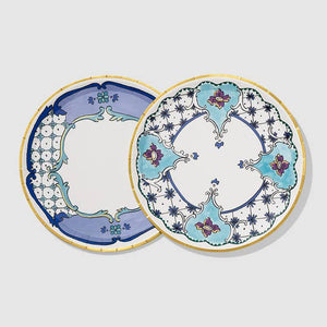 Molly Hatch Always Large Paper Party Plates by Coterie Party  788790265702