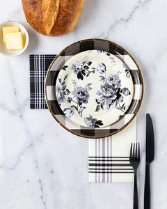 Gingham Farm Large Plates
