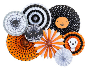 Halloween Double Sided Party Fans by my minds eye  699464230766