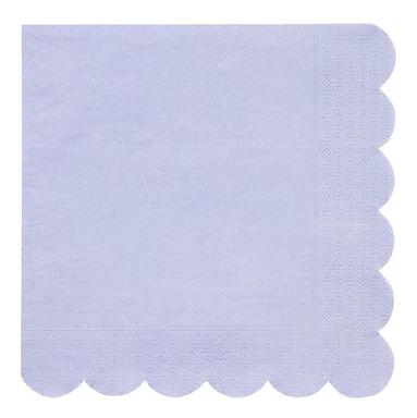 Blue Large Napkins