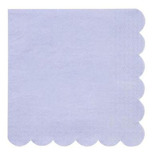 Blue Large Napkins by meri meri  9781534023390