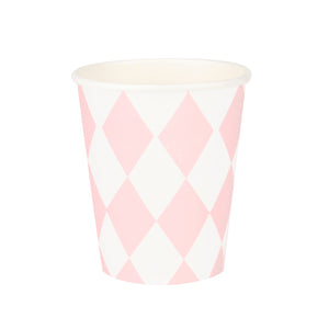 Pink Diamonds Party Cup by my little day  3700690800511