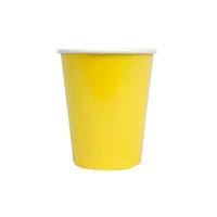 Colour blocking is all the rage right now – add a dash of colour to your party table with our gloriously bright cups!