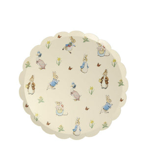 Peter Rabbit & Friends Side Plate by Meri Meri  9781534029101