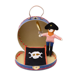 Mini Pirate Suitcase by Meri Meri  9781534022041