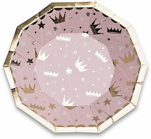 Sweet Princess Small Plates by Daydream Society  856801007836