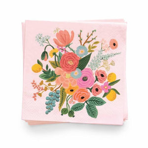 Garden Party Cocktail Napkins by Rifle Paper Co