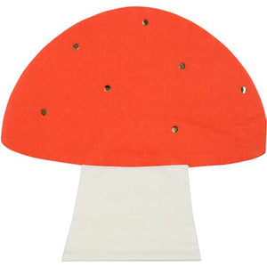 Fairy Toadstool Napkins by meri meri  9781534009943