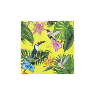Tropical Fiesta Bright Napkins by Talking Tables  5052715088915