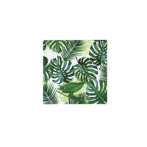 Tropical Fiesta Palm Leaf Napkins by talking tables