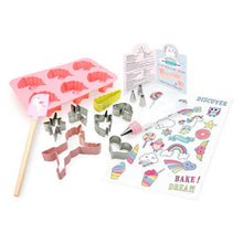 Rainbows & Unicorns Ultimate Baking Party Set