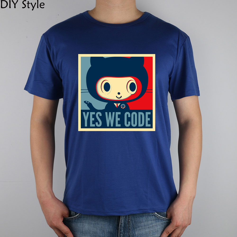 Yes We Code Gh Graphic T-Shirt