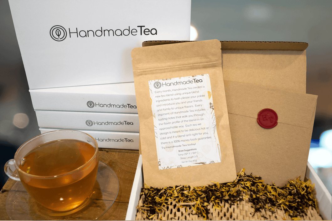 Monthly Tea Subscription Mini Size