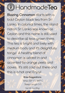 Blazing Cinnamon - Feb. '18