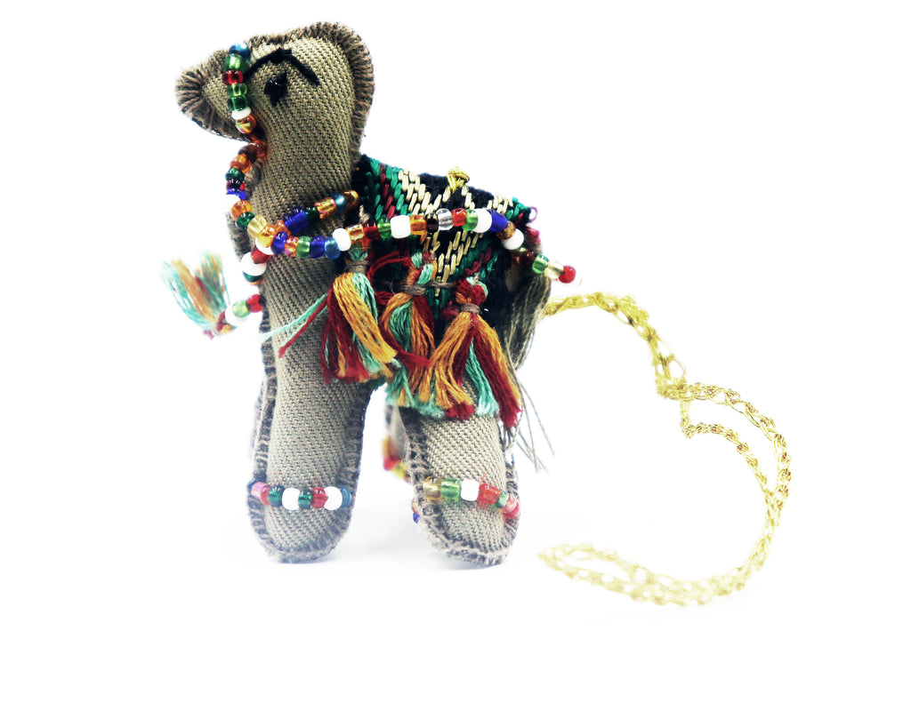 Handmade Camel Decorative Ornament