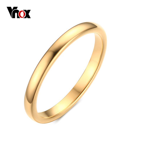 Women's Tungsten Carbide 2mm Wedding Bands - GoldBunny GemMine
