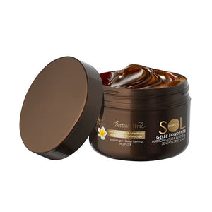 SOL Tropical - Smooth Gel - Deep Tanning - With Brazil Nut Oil And Passionfruit Extract - Without Sun Filters (200 ml)