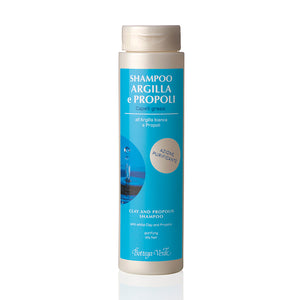 Clay And Propolis Shampoo With White Clay And Propolis (200 ml) - Purifying - Oily Hair