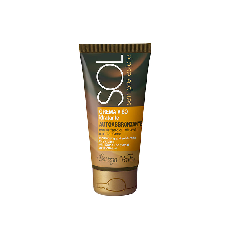 Sun Products - Always Summer - Hydrating Self Tanning Face Cream (50ml)