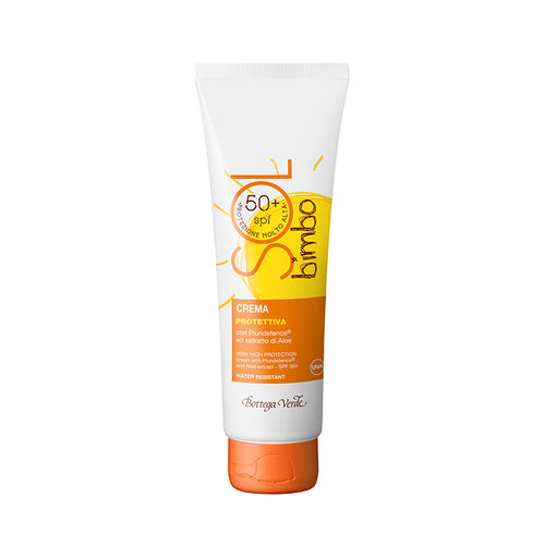 SOL Baby - Cream with Pluridefence® and Aloe extract (125 ml)