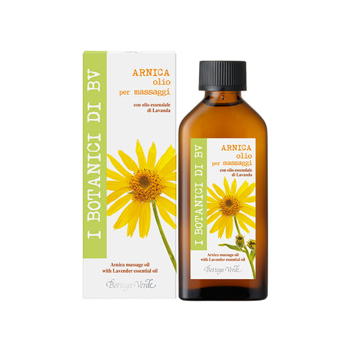 Arnica - Massage Oil with Lavender Essential Oil (100 ml)