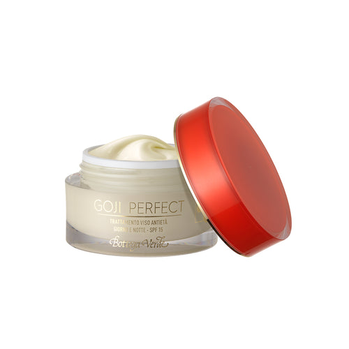 Goji Perfect - Anti-ageing Night And Day Face Treatment Cream (50 ml) SPF15 - Age 35+