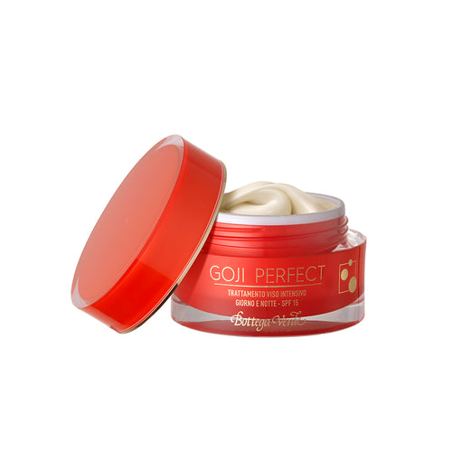Goji Perfect - Intensive Anti-wrinkle Day And Night Face Treatment (50 ml) - SPF15 - Age 50+
