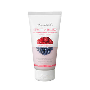 Beauty Extract - Raspberry & Blueberry - Extra-moisturizing 3-minute Mask - Dry Or Delicate Skin (75 ml)