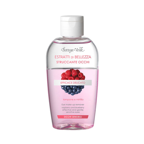 Beauty Extract - Raspberry & Blueberry Eye Make-up Remover (125 ml)