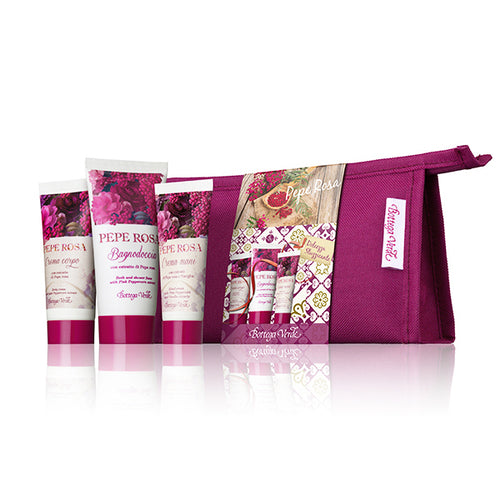 Pink Pepper- Travel Kit
