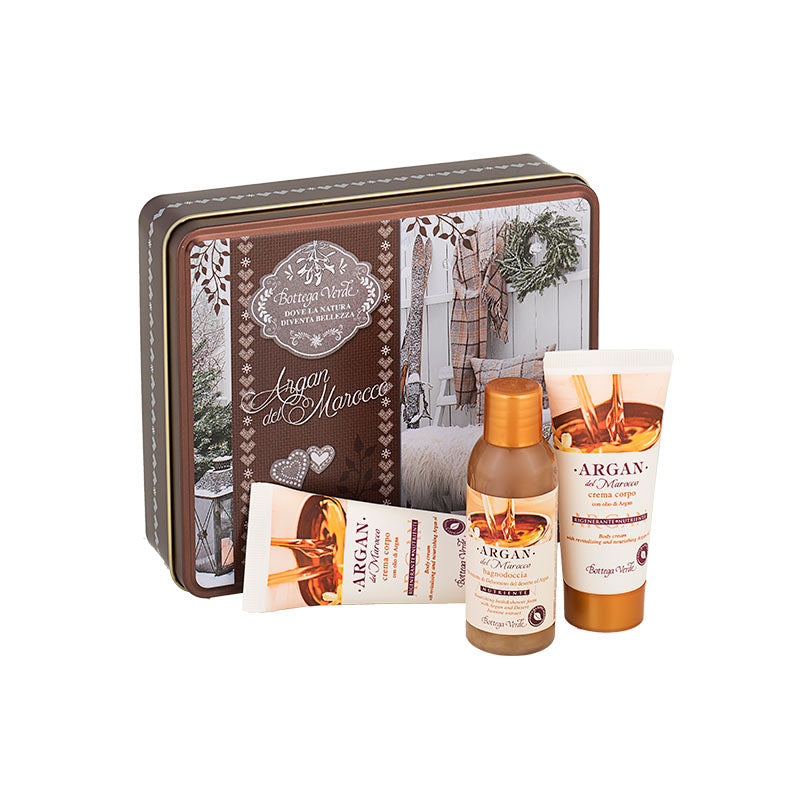 Gift Set - Argan Hands Body And Bath&Shower Gift Set