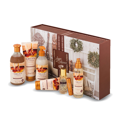 Gift Set - Argan Maxi Gift Set