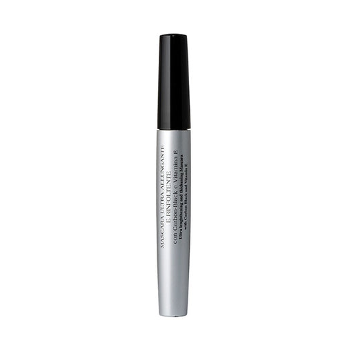 Ultra-Extension - Mascara For An Optical Effect Of Infinite, Intense Eyelashes, With Carbon Black And Vitamin E (10 ml) - Extreme Black