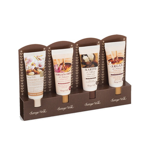 Gift Set - 4 Mini Hands Creams