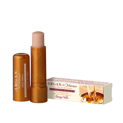 Moroccan Argan - Lip Balm with Regenerating, Nourishing Argan Oil