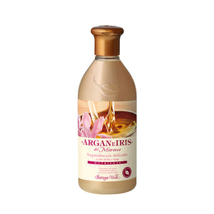 Argan & Iris - Nourishing And Gentle Bath & Shower Foam With Iris Milk And Replenishing Argan (400 ml)
