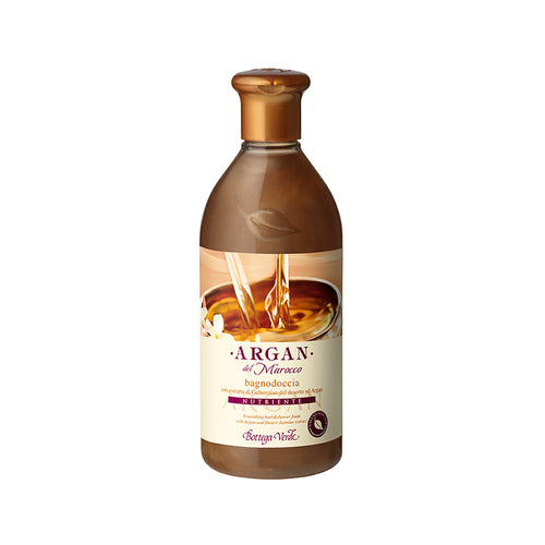 Moroccan Argan - Nourishing Bath And Shower Gel (400 ml)