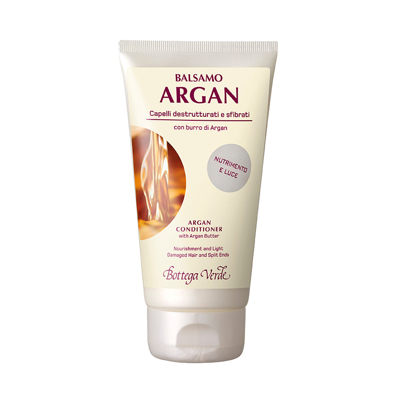 Moroccan Argan Conditioner with Argan Butter (150 ml)
